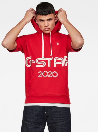 Olymp Bird GR Hooded Sweatshirt