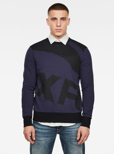 Max Graphic Sweater
