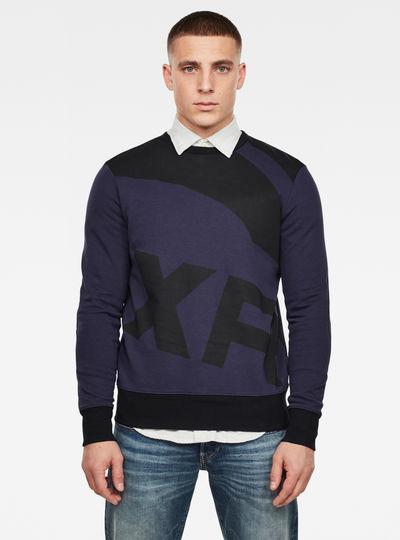 Max Graphic Sweater