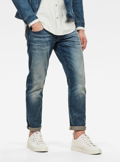 MAX Radar Straight Tapered Jeans