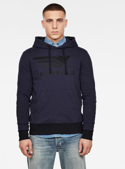 Max Graphic Hooded Sweatshirt