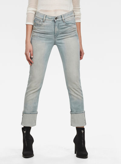 4311 Noxer High Straight Jeans