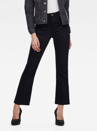 Codam High Kick Flare Jeans