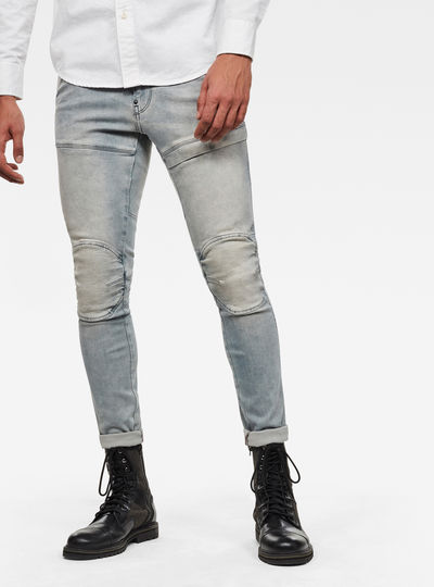 5620 Flightsuit 3D Skinny Jeans