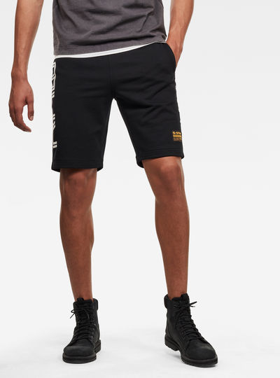 Olymp Relaxed Sweat Short