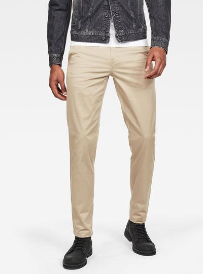 Pantalones Chino Bronson Slim