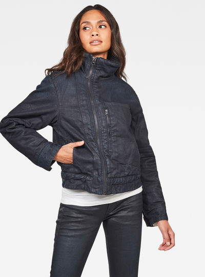 Dielec Sherpa Denim Jacket