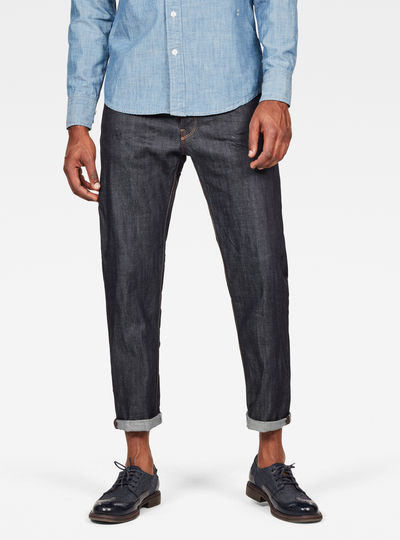 5649 3D Relaxed Jean