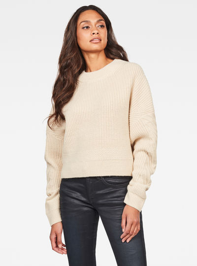 Weet Knitted Sweater