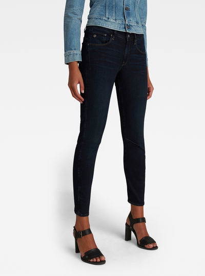 Arc 3D Mid Skinny Jeans