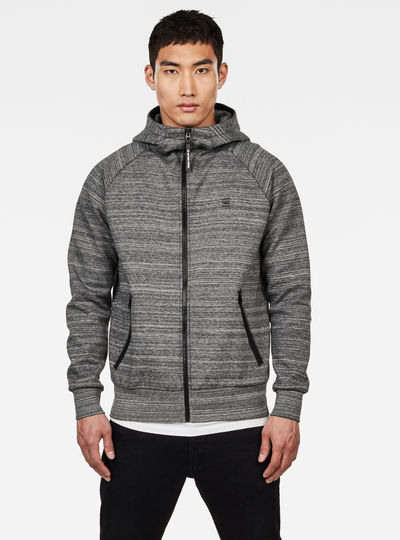 Aero Laah Slim Zip Sweater
