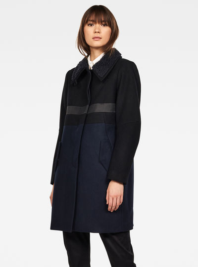 Empral Slim CB Paletot Coat