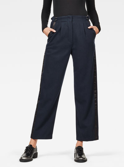 Pantalon Tuxedo High Balloon