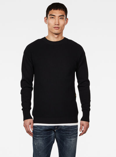 Pull en maille Fisher