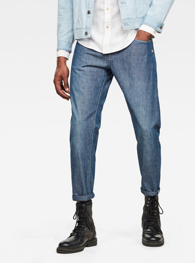 Jeans Loic Relaxed Tapered