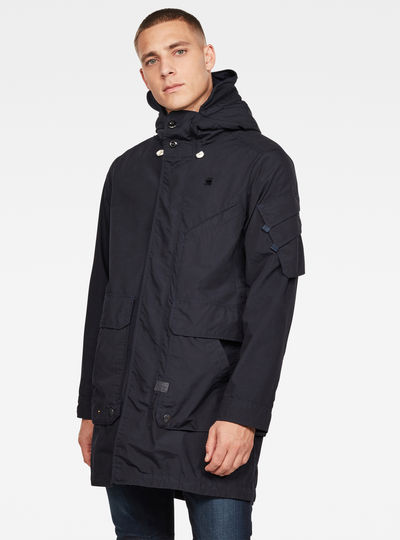 Multipocket Parka