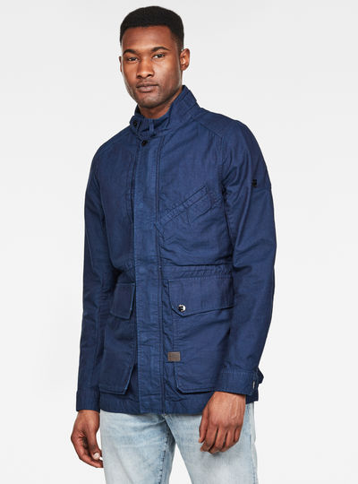 Back Pocket Field Jacket