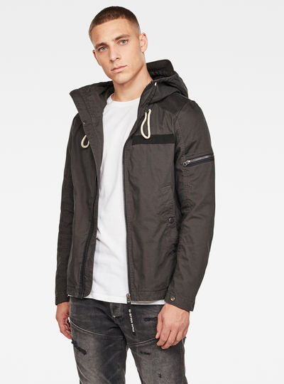 Sobrecamisa Batt Hooded