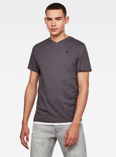 Base-S V-Neck T-Shirt