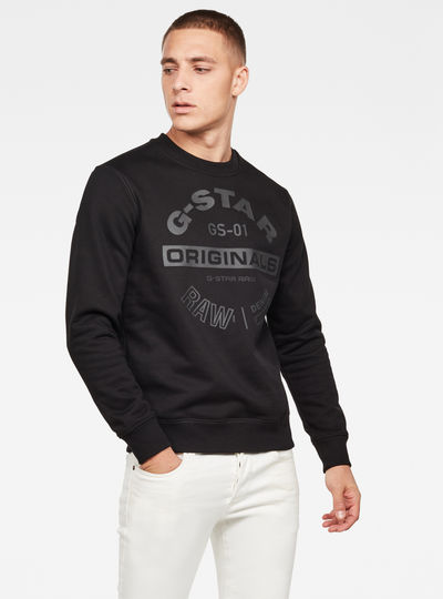 Originals Logo GR Sweater