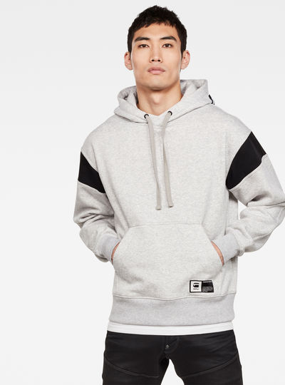 Sweat Stor Sport GR Hooded