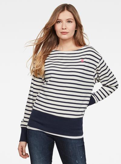Xzyph Yarn Dyed Stripe Sweater