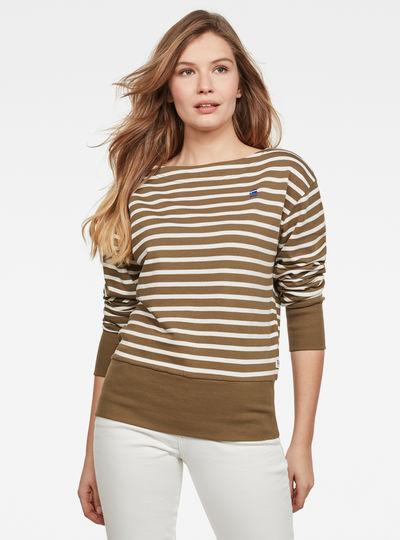 Sudadera Xzyph Yarn Dyed Stripe