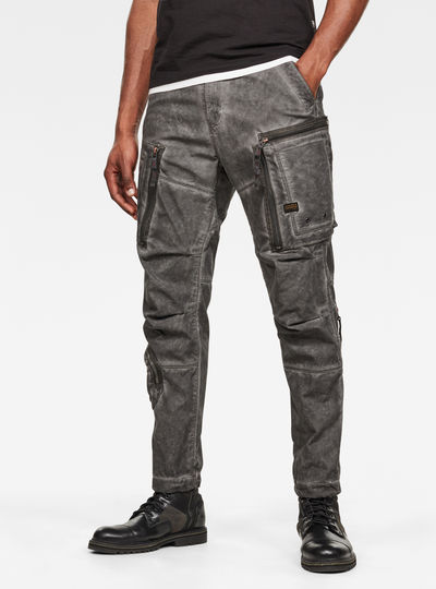 Arris Straight Tapered Pants