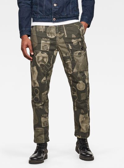 Torrick Relaxed Pants