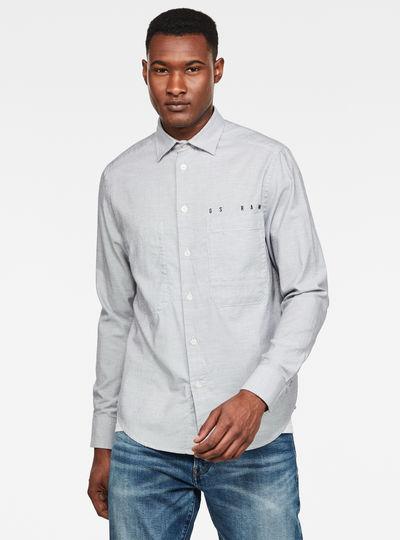 Camisa Dowl Straight