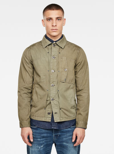 Scutar Shirt Jacket