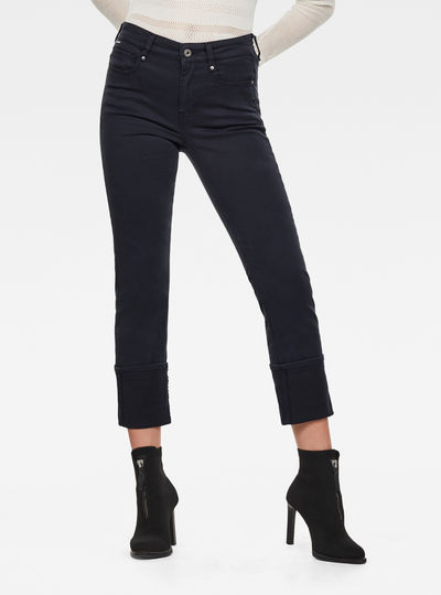 Noxer High Straight Pants