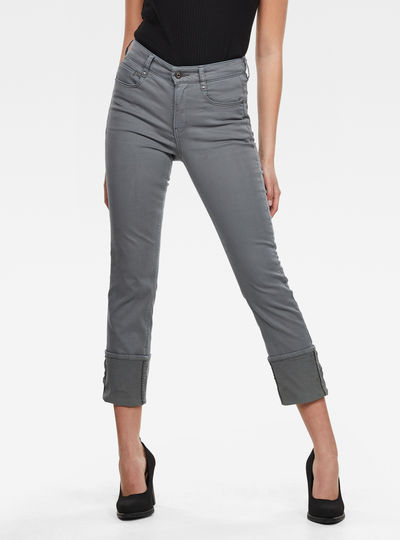 4311 Noxer High Straight Pants