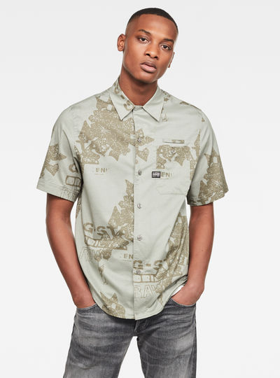 Bristum 1-pocket Service Straight Shirt