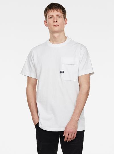 T-shirt Pocket Loose