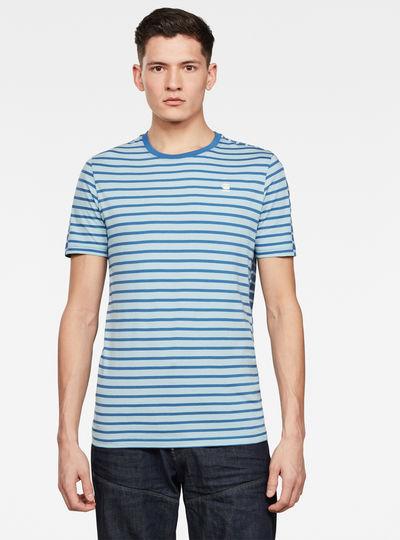 T-shirt Korpaz Stripe GR Slim