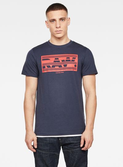 Camiseta Boxed RAW GR