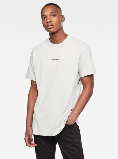 Camiseta Center Chest Logo GR Loose