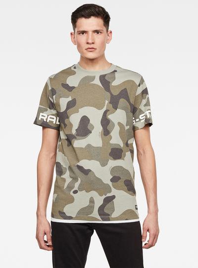 Camo Gstar GR T-Shirt