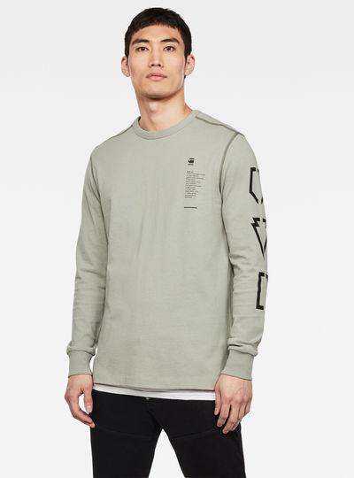 Multi Arm GR Shield T-Shirt