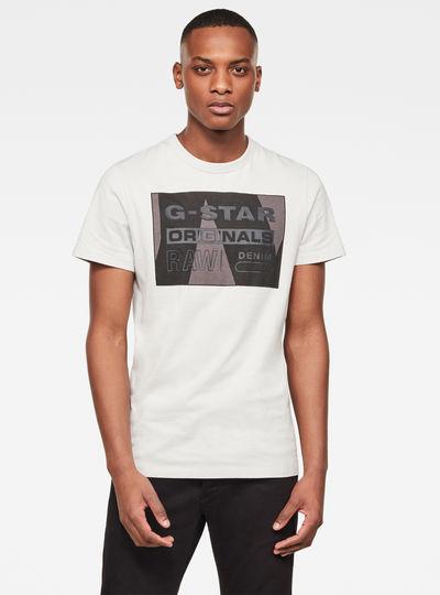 T-shirt Layer Originals Logo GR