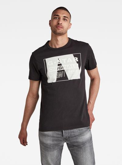 Camiseta Layer Originals Logo GR