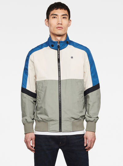 Meson Colorblocked Track Jacket