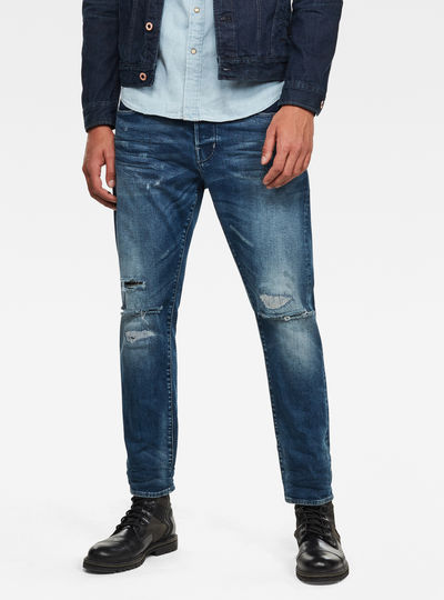 Loic N Relaxed Tapered Jeans
