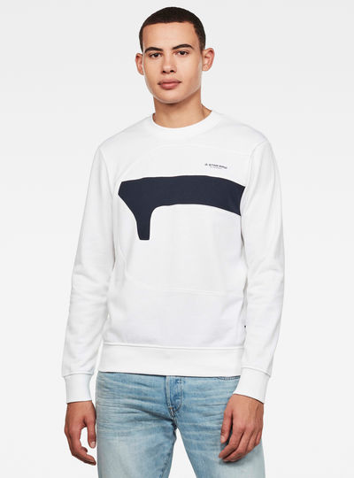 Hamburger Logo Sweater