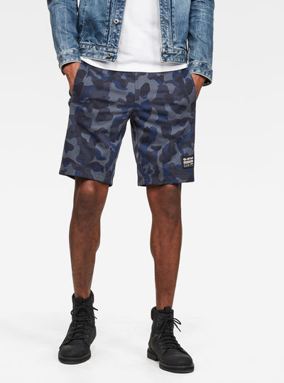Brush Camo Sweat Shorts