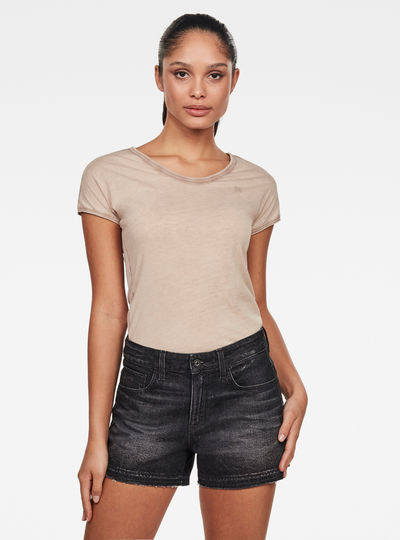 Eyben Mesh Slim Top