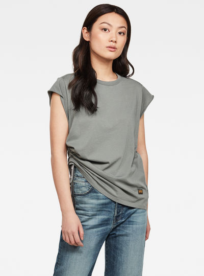 GSRAW Gyre Knot Top