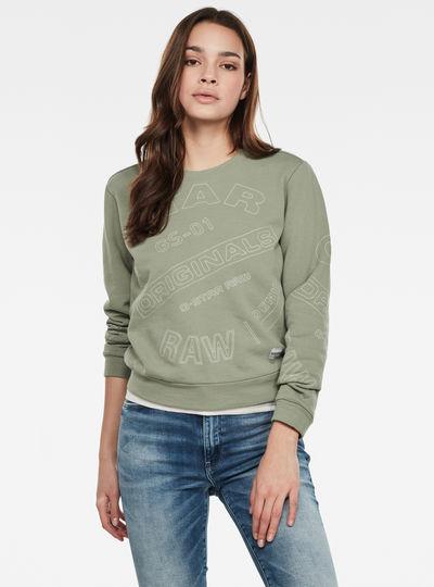 Xzula Originals Embro Sweatshirt