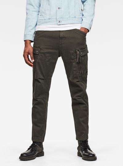 Roxic Straight Tapered Cargo Pants